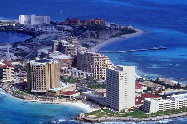 site travel cancun