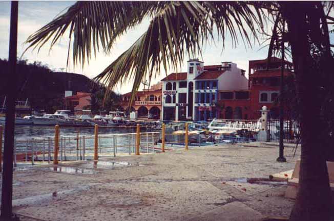 Huatulco Mexico Port And Cruise Info